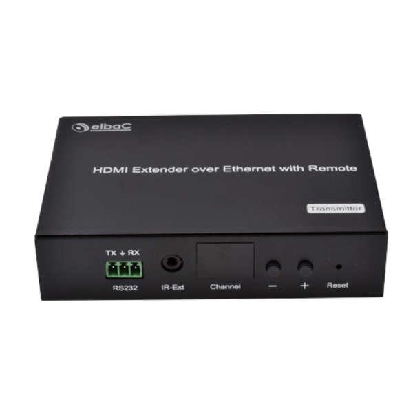 TRANSMISSION MULTI-POINT HDMI SUR IP MAX 16 TX ET 254 RX (EMETTEUR)