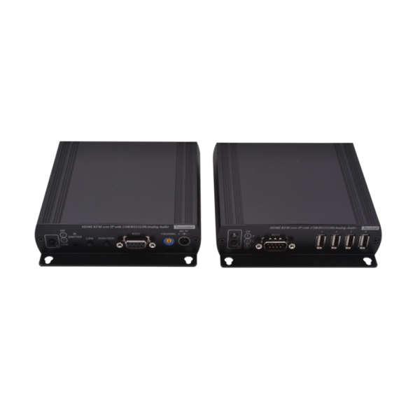 KIT PROLONGATEUR HDMI-USB-AUDIO-IR SUR UN UTP, CAT5/100M, CAT6/150M