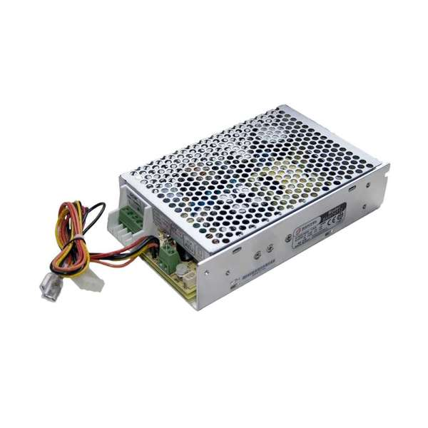 ALIMENTATION 13.8VDC PCB, 5.4A SW PSU, CHARGE BATTERIE, PROTECT. CC