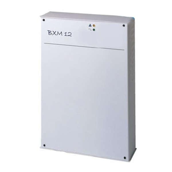 ALIM +BOX, 13.8VDC 3A, PROT. CC, MAX. 18AH (234X345X96MM)