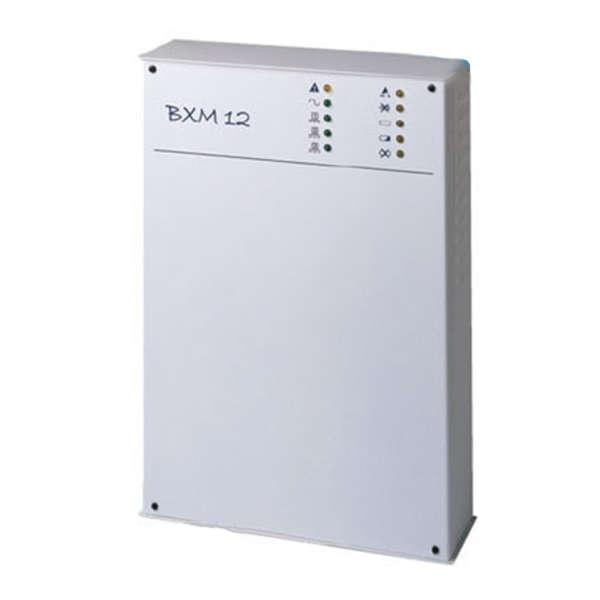 ALIM +BOX, 13.8VDC 5A, BUS BPI, PROT. CC, MAX. 18AH (234X345X96MM)