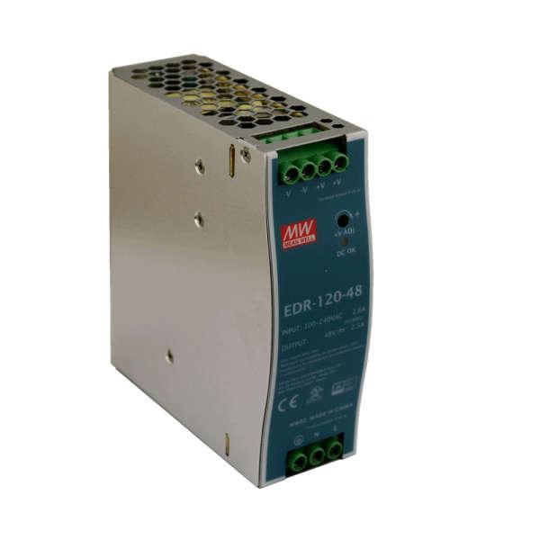 PSU RAIL DIN 48VDC 120W