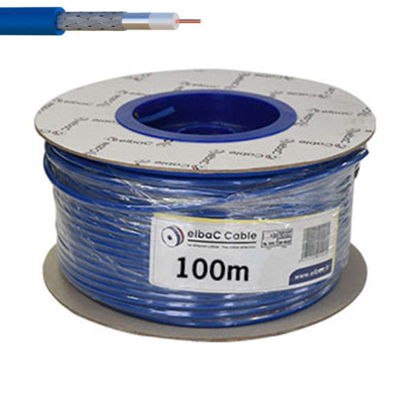 CABLE COAX HD, 100M HD-SDI, 300M ANALOGUE-HDTVI, BOB CARTON