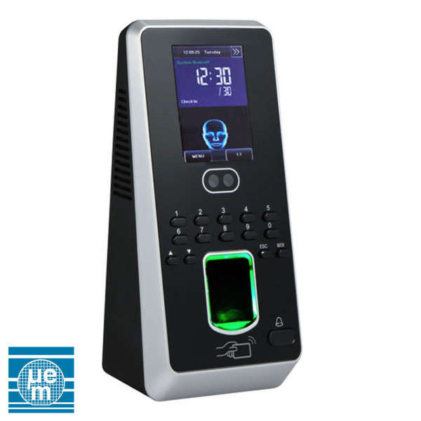 CONTROLE D'ACCES MULTI-BIOMETRIQUE AUTONOME, 1 PORTE, IP-RS485-USB
