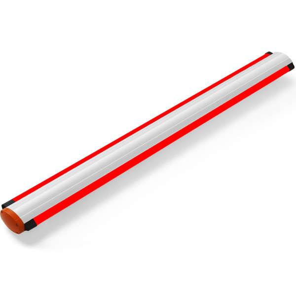 LISSE POUR BARRIERE ELDOM-LDG, 6M +FLASH LED +BANDE CAOUTCHOUC