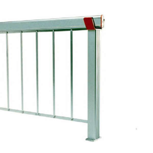 El barriere ridelle 2 metres pour el613 automatismes for Barriere aluminium prix