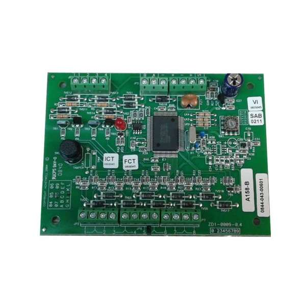 EXTENSION 8 ZONES / 4 SORTIES, PCB, SUR BUS RS-485, POUR GALAXY