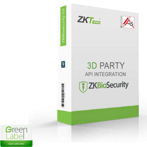 LICENCE 3D PARTY API INTEGRATION POUR ZKBIOSECURITY, 1SOFT / WEB INTERF.
