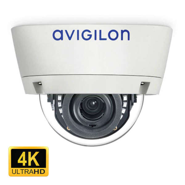 4K UHD (8MP), D/N IR,OUTDOOR IP66,4.3-8MM,ICR,VIDEO ANALYTICS,IK10
