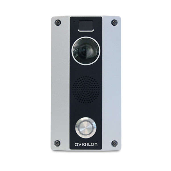 3 MP, H4A VIDEO INTERCOM, WDR, LIGHTCATCHER, D/N, 170°, IR 5M, ENCASTRER