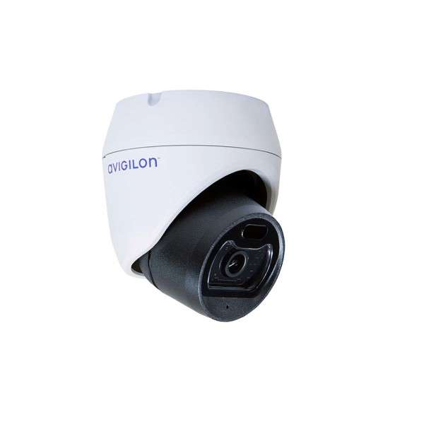 2.0 MP H5 MINI-DOME OUTDOOR, IR 15M, LIGHTCATCHER, WDR, 2.8MM F:1.2