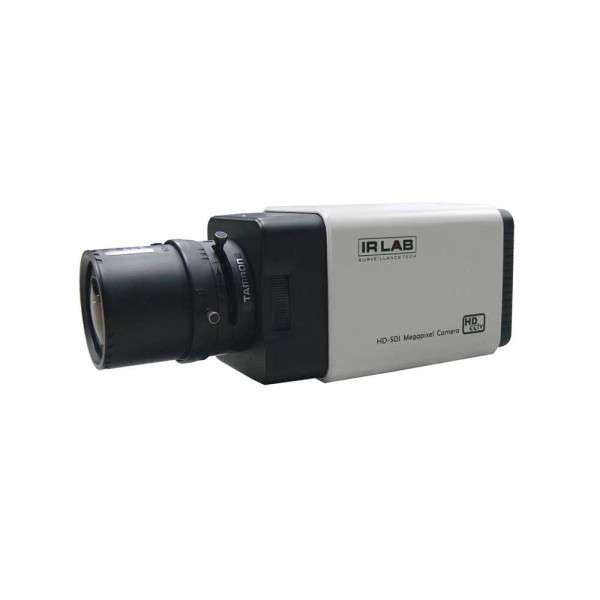 CAMERA D/N HD-SDI, 2MP, WDR DOUBLE SCAN 50FPS, DNR, 12VDC (SANS OBJ.)