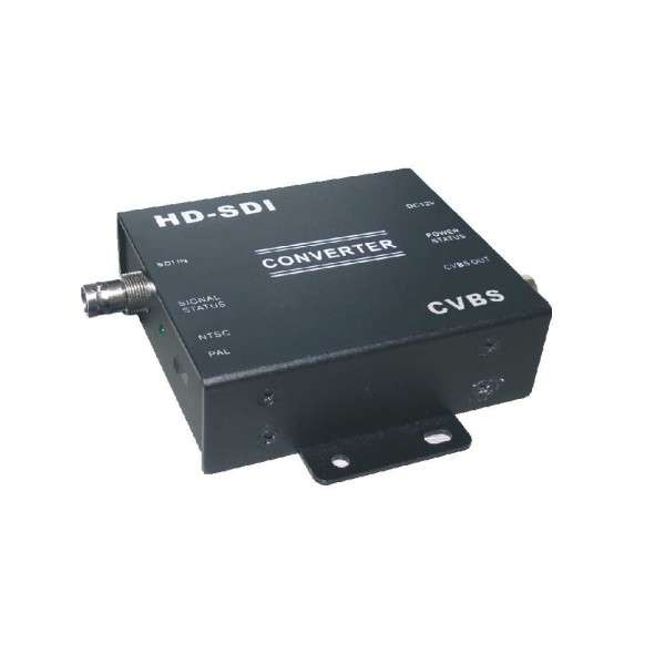 CONVERTISSEUR HD-SDI VERS CVBS (COMPOSITE)