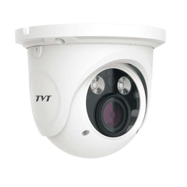 DOME D/N WP HD-TVI/AHD/CVI/CVBS, 5MP, 3.3-12MM, TRUE WDR, 12V, IR50M