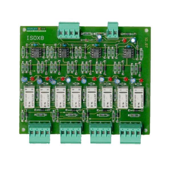 CARTE POUR SPLITTER 1 BOUCLE EN 4 SOUS BOUCLES, POUR DXC, 24VDC