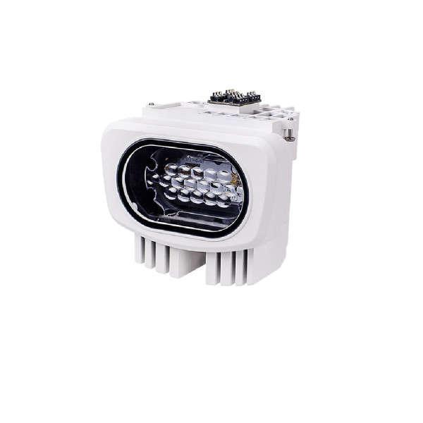 48W SNAP-IN 850MN IR LED ILLUMINATOR, VARI ANGLE FROM 10° ~30°, 150-350M