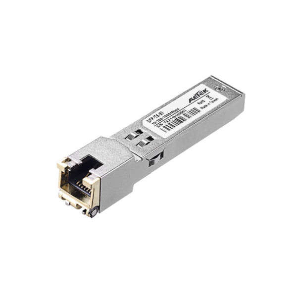 MODULE SFP (-40/75°C) 1000BASE-T RJ45 UP TO 100M POUR SWITCH IPAET