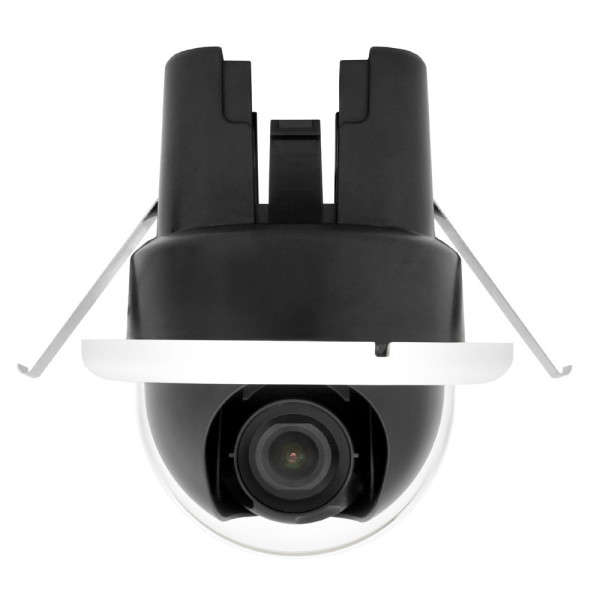 1 MP H3 MICRO DOME COULEUR INTERIEUR A ENCASTRER, 2.8MM F:1.6 BLANC