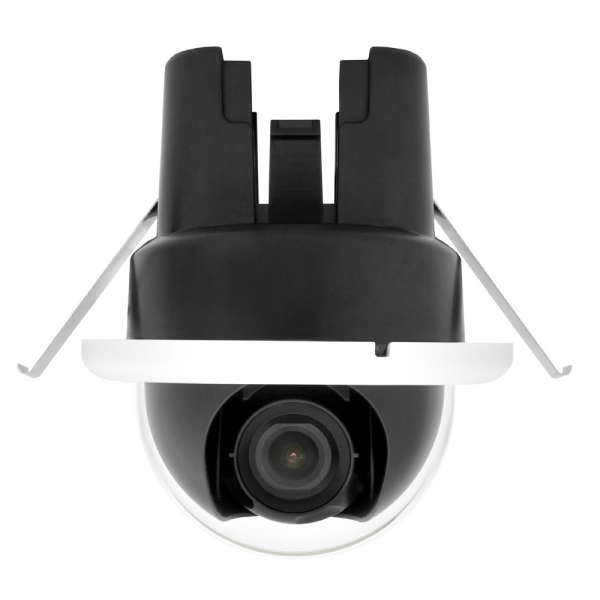 2 MP H3 MICRO DOME COULEUR INTERIEUR A ENCASTRER, 2.8MM F:1.6, BLANC