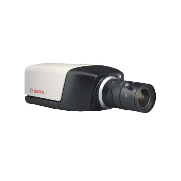 CAMERA BOX IP BOSCH VGA, H264, VF 2.8-10MM, SD CARD, INDOOR, ONVIF