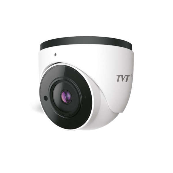 4MP IVA EYEBALL, 4MP/25IPS, DWDR, 3DNR, POE, IR50M MAX, 2.8MM, IP67