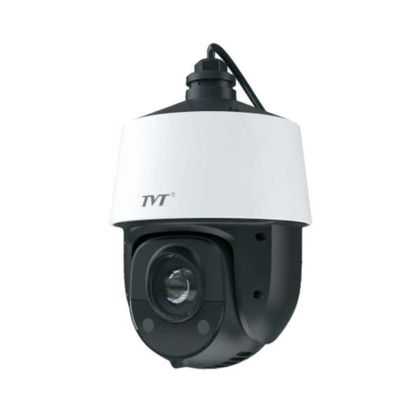DOME PTZ IP 2MP STARVIS, 5.5-110MM, WDR, IP66, IR 100M, 12VDC/POE+