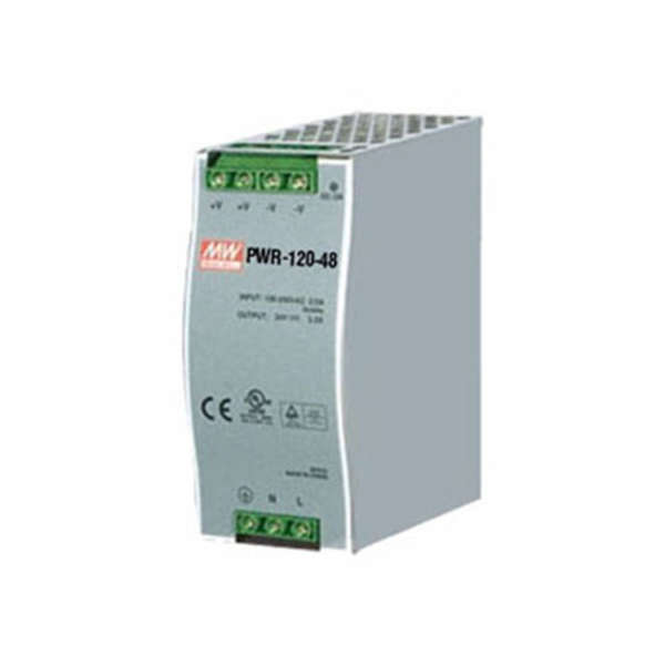 ALIM POUR SWITCH INDUSTRIEL, RAIL DIN, 54VDC, 120W