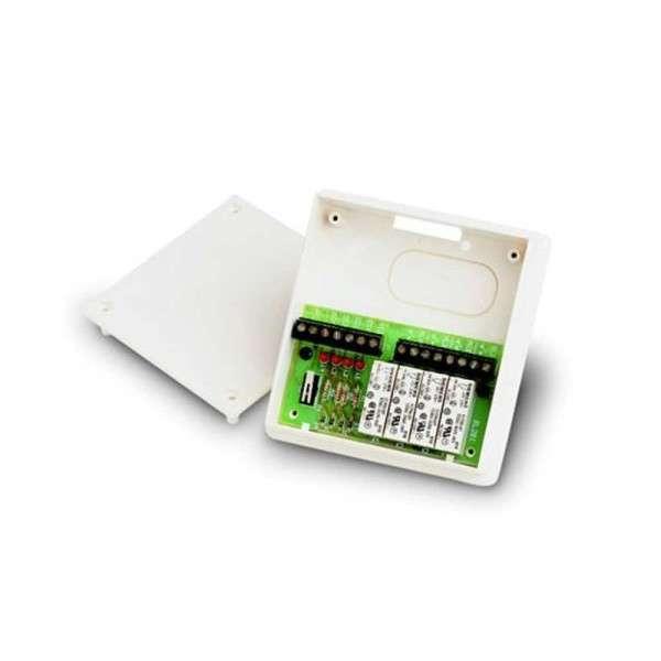 MODULE 4 RELAIS (NO), 8AMP 220V, AVEC LED DE SIGNALISATION