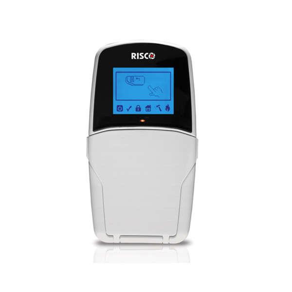 CLAVIER LCD POUR LIGHTSYS & PROSYS PLUS, RETRO-ECLAIRAGE BLEU