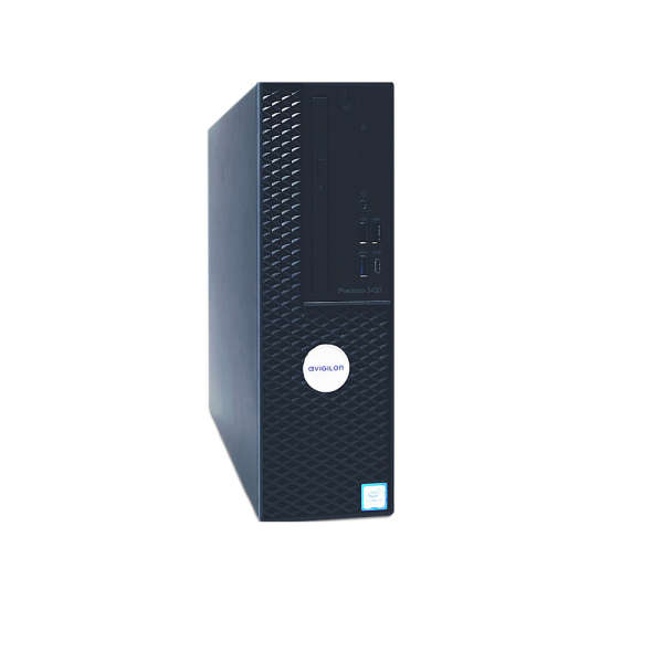 HD NVR4 WORKSTATION 8TB, DESKTOP, 120MBPS, 4K X 2 DISPLAYS, OS SSD 256GB