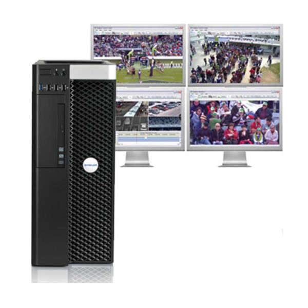WORKSTATION T6500 SUPERVISION - 4 ECRANS HD (2X DISPLAY PORT+2X DVI-I)