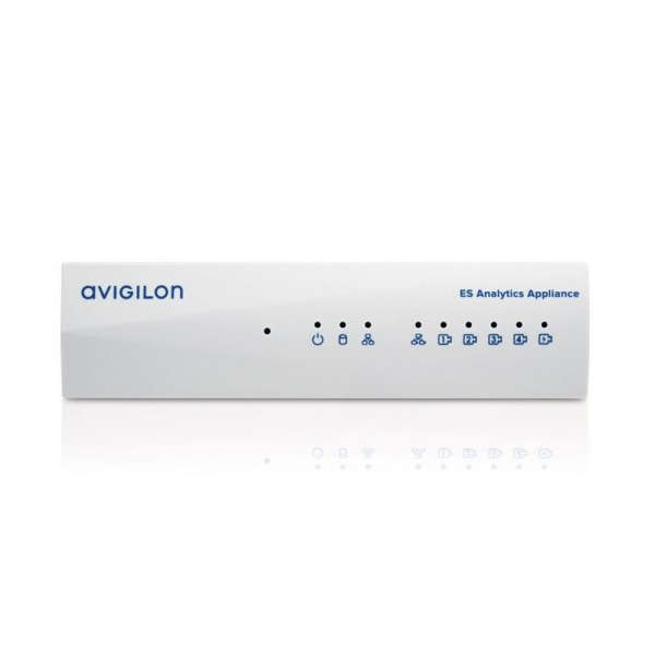 LOCAL ES ANALYTICS NVR 2TB,4POE/60W+2LAN,4 LICENCES ENT,7K HD PRO CAM OK