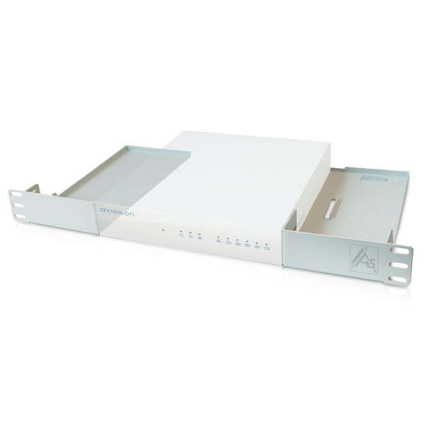 1U RACK MOUNT FOR HD EDGE/ANALYTICS EDGE LOCAL NVR