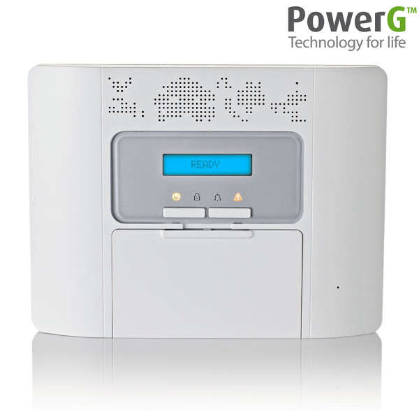 POWER MASTER 30, 62 ZONES WL, CENTRALE SEULE +BATT. FR