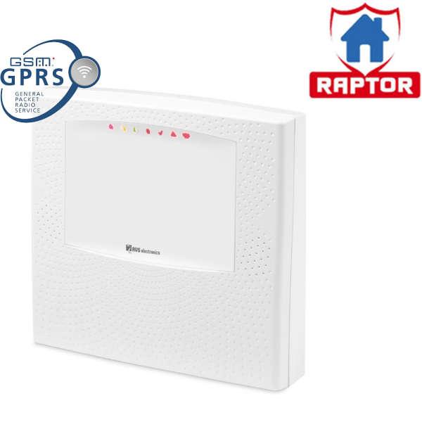 RAPTOR 125 ZONES WL, GSM-IN, SIREN-IN, 220VAC