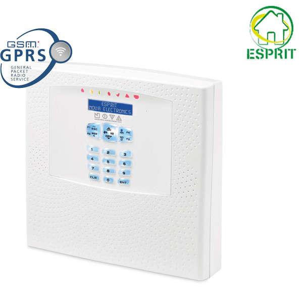 ESPRIT-EG 64ZONES WL, KP-IN, GSM-GPRS IN, KP-IN, SIREN-IN