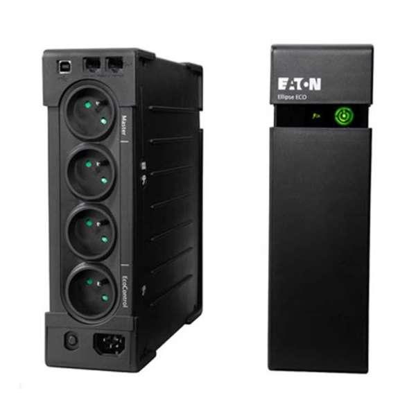 ONDULEUR 230V - 750W - 1200 VA, USB, 2U, PARAFOUDRE, SOFT INCLUS
