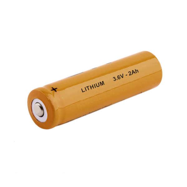 BATTERIE LITHIUM 3.6V 2600MAH, POUR BEAM, AVS WIC2