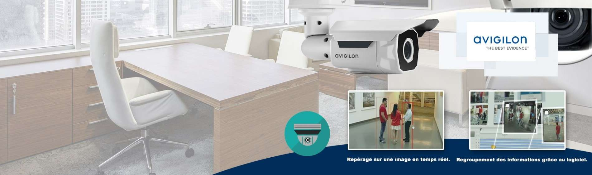 NEW Avigilon <br> Appearance Search ™<br> Technology - Reveal