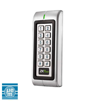 CAZK030 : STANDALONE KEYPAD SINGLE-DOOR CONTROLLER WITH METAL CASE.