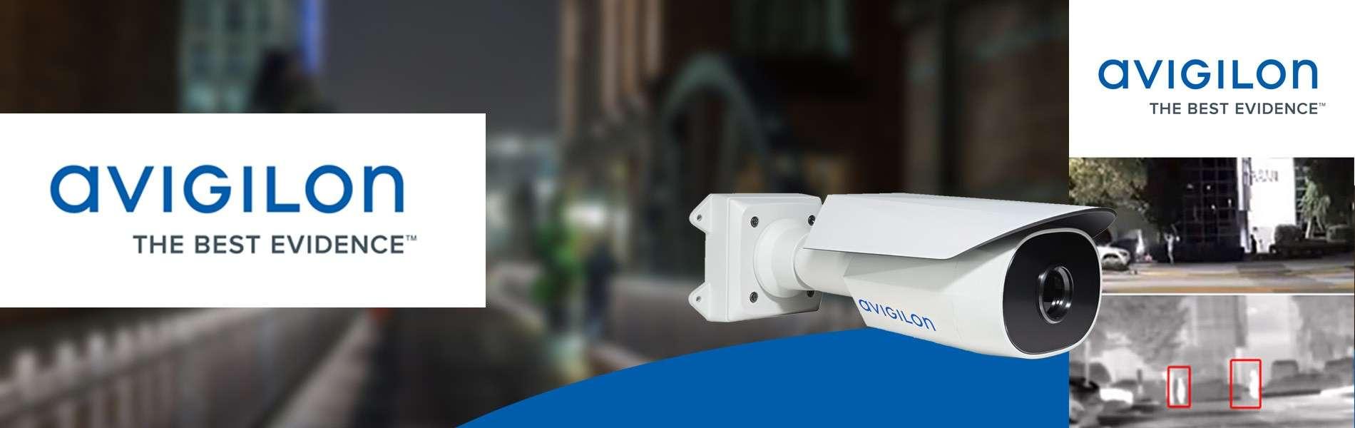 Caméra H4 Thermique avec analyse  vidéo et auto-apprentissage .