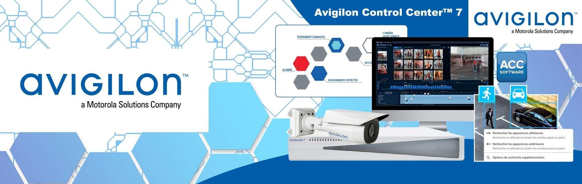 Logiciel Avigilon Control Center™ 7