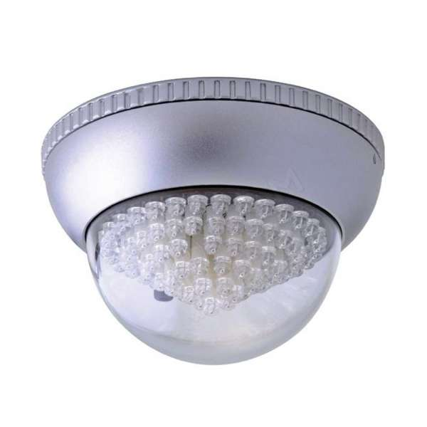 INFRA SPOT LED 180 DEGRES, 180M² INDOOR 12VDC / 24VAC, IP65, -30/+40°