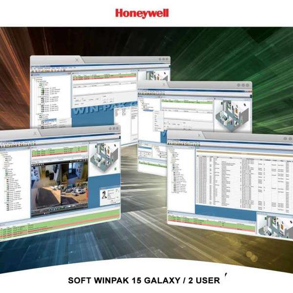 SOFTWARE D'INTEGRATION WINPAK, POUR 15 GALAXY, 2 USER, 1 COMPTE