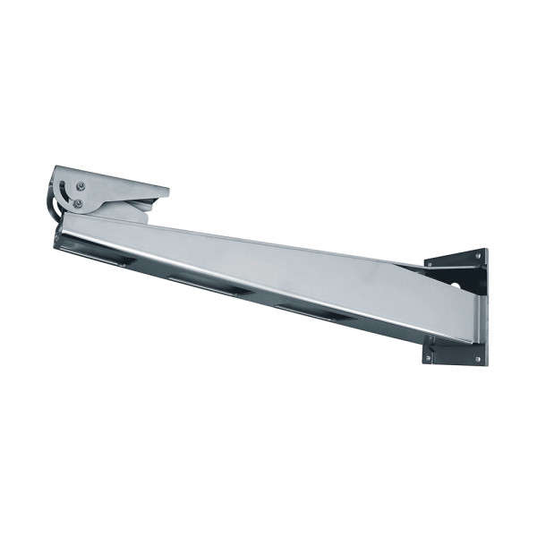 SUPPORT MURAL INOX POUR HOUSING INOX WATER COOLED VIDEOTEC