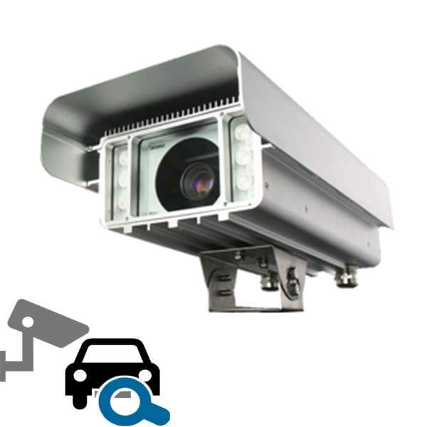 CAMERA ANPR ALL-IN-ONE, 24VDC 150W, 40GB, IR 10-30M, IP66