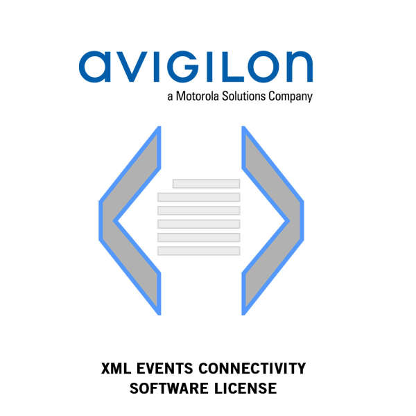 XML EVENTS CONNECTIVITY SOFTWARE LICENSE
