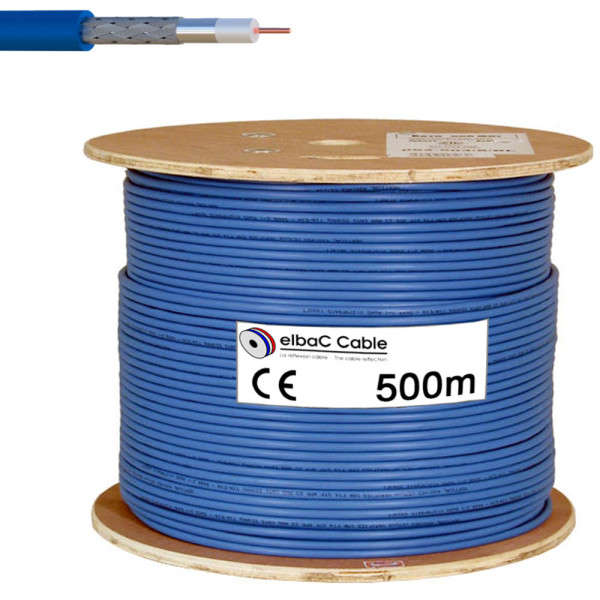 CABLE COAX HD, 100M HD-SDI, 300M ANALOGUE-HDTVI, DRUM