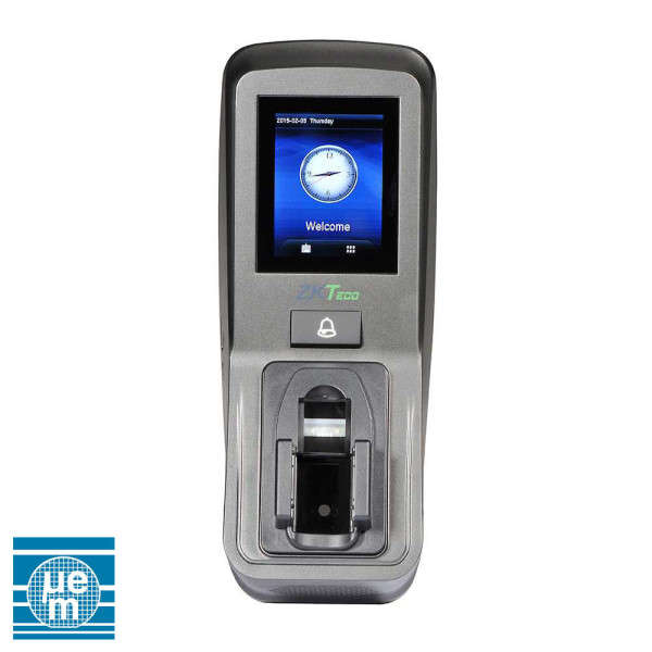 CONTROLE D'ACCES BIOMETRIQUE +VEINES AUTONOME, 1 PORTE, IP-RS485-USB