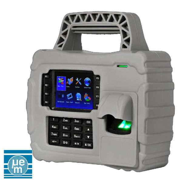 POINTEUSE GESTION DE TEMPS RFID EM +EMPREINTES, LCD 3.5